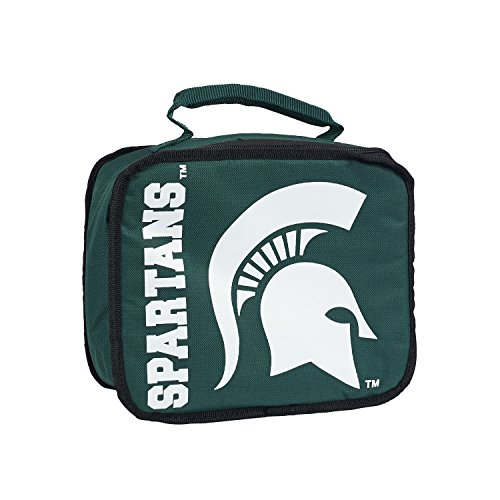 Officially Licensed NCAA Michigan State Spartans Sacked Lunch Cooler