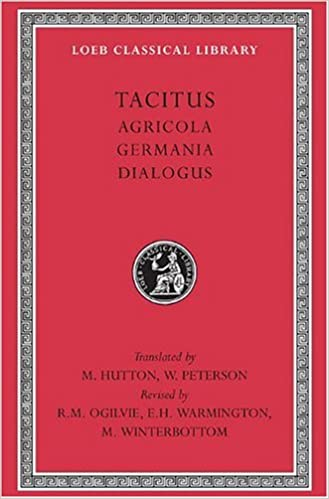 Tacitus, the Agricola and Germania
