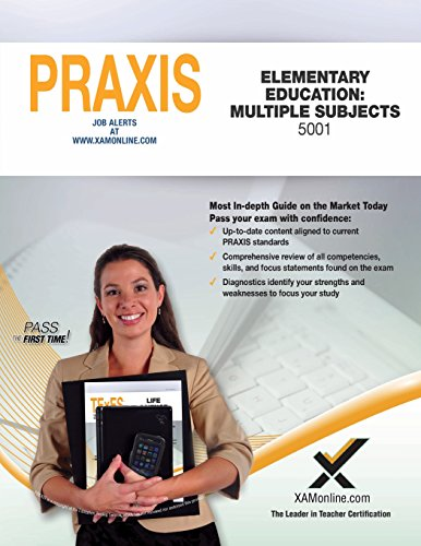 Praxis Elementary Education: Multiple Subjects 5001