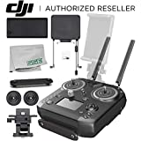DJI Drone, UAV Cendence Remote for Inspire 2 and Matrice 200 Series Aircraft - Black - CP.BX.000237