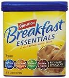 Carnation Instant Breakfast Nutritional Drink, Rich Milk Chocolate, 17.7 oz