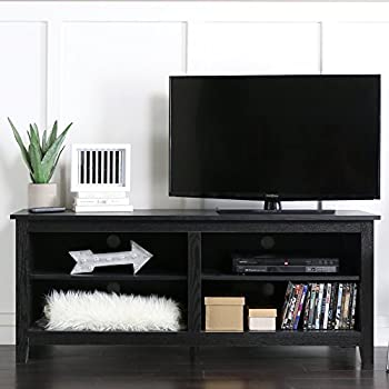 ikea expedit entertainment center tv stand up to 55 flat screen tvs kitchen dining. Black Bedroom Furniture Sets. Home Design Ideas