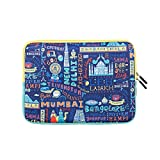 Chumbak Travel Diaries 11inch Laptop Sleeve