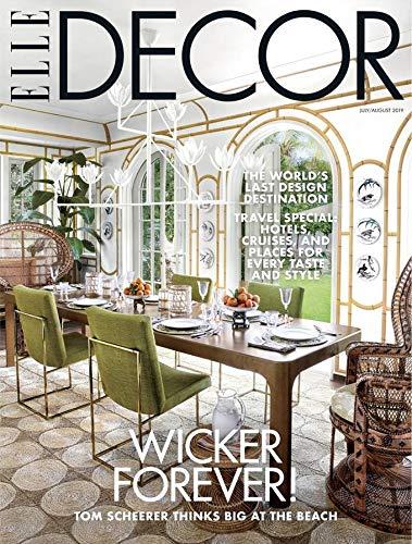 Elle Decor Magazine - Elle Decor