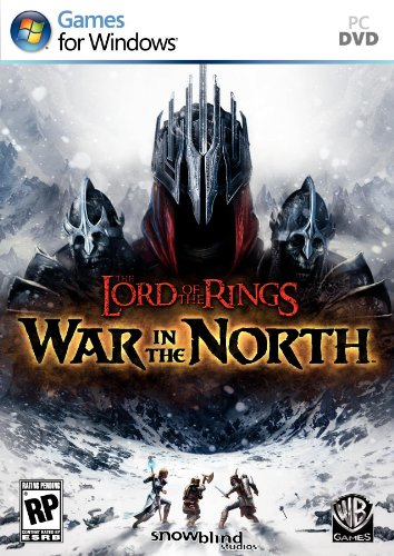 - Lord of the Rings: War in the North