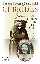 GI Brides: June: An Exclusive E-Book Short Story (A GI Brides Novella)
