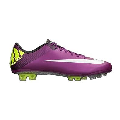 d9d5230bd ... official nike mercurial vapor vii fg cr7 safari chaussures de football  noir jaune 7.5 71d22 63475