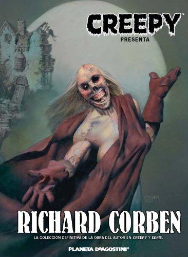 Descargar Libro Creepy Presenta: Richard Corben