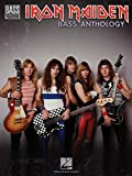 Iron Maiden Bass Anthology (Bass Recorde...