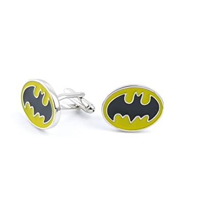 great fit best place hot-selling newest Amazon.com: 1 Pair Cufflinks Cuff Links 07966 Black Bat ...