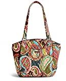 Vera Bradley Women's Glenna Shoulder Bag Heirloom Paisley