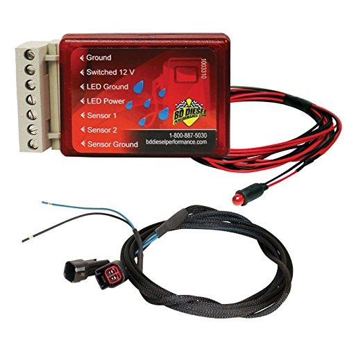 BD Company 1050356 Water In Fuel Alarm