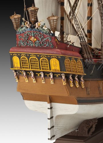 Review Revell of Germany Pirate