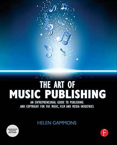 Pdf Transportation The Art of Music Publishing: An entrepreneurial guide to publishing and copyright for the music, film, and media industries