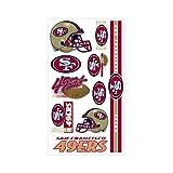 NFL San Francisco 49ers 09408091 Tattoos