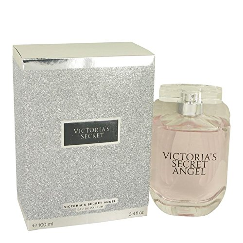 Victoria's Secret Eau de Parfum Spray, Angel, 3.4 Fluid Ounce ()