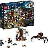 Harry Potter O Covil De Aragogue Lego Sem Cor Especificada
