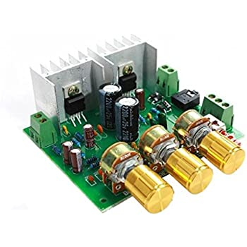 Amazon top cofrld 2 channel 20 15w15w tda2030a hifi stereo top cofrld 2 channel 20 15w15w tda2030a hifi stereo amplifier amp board diy solutioingenieria Images