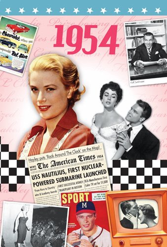Time Of Your Life 1954 Time of Your Life DVD Card Set * DVDC5202432