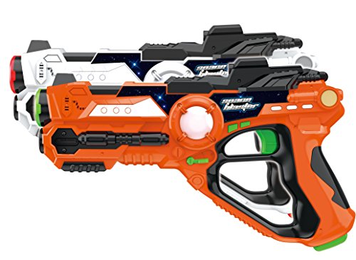 Laser Gun Set For Kids And Adults TG666 – Infrared Laser T