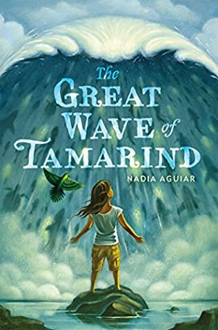 book cover of The Great Wave of Tamarind