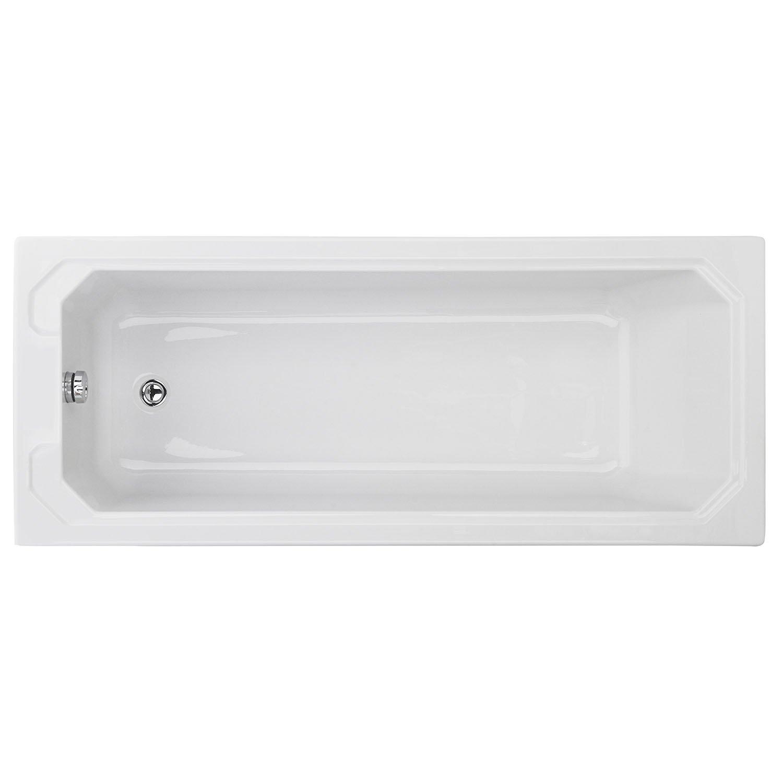Ascott Art Deco Bath (1700 x 750mm) Premier NLB110
