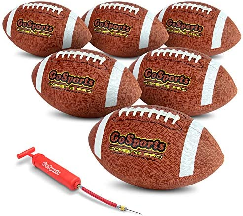 GoSports Football Regulation Official Composite product image