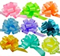 Easter Gift Basket Pull Bows