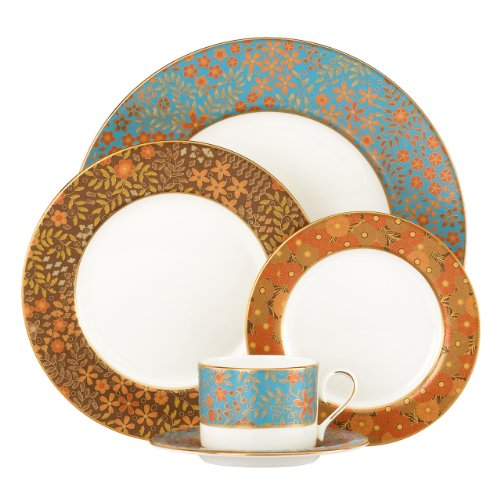 Lenox Gilded Tapestry 5-Piece Place Setting -  815943