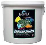 Cobalt Aquatics Spirulina Pellet, 8 lb