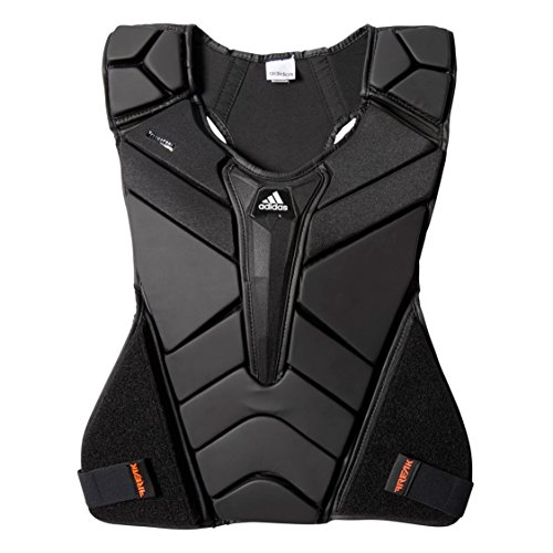 - adidas F1776M320 Freak CG lacrosse protective gear, Black, Large