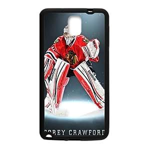 Chicago Blackhawks corey crawford Phone Case for Samsung Galaxy Note3