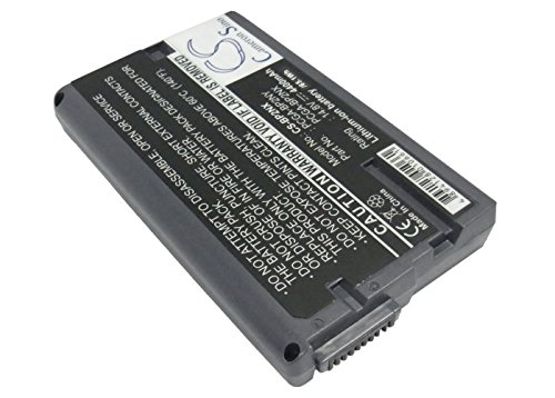 Click to buy Cameron Sino 4400mAh Replacement Battery for Sony VAIO PCG-GRX510P - From only $73.47