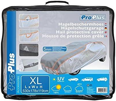 M ProPlus 610061 Luxus Hagelschutzgarage Gr/ö/ße