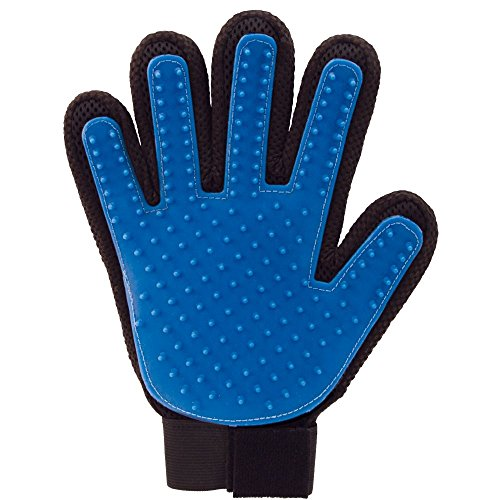 True Touch Deshedding Glove for Gentle and Efficient Pet Grooming (Dog Boutique Online)