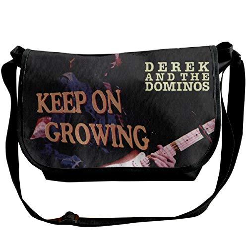 Derek And The Dominos Keep On Growing Unisex,lightweight,durable,school Backpack,multi-function Backpack,Shoulder Bags,school Bag