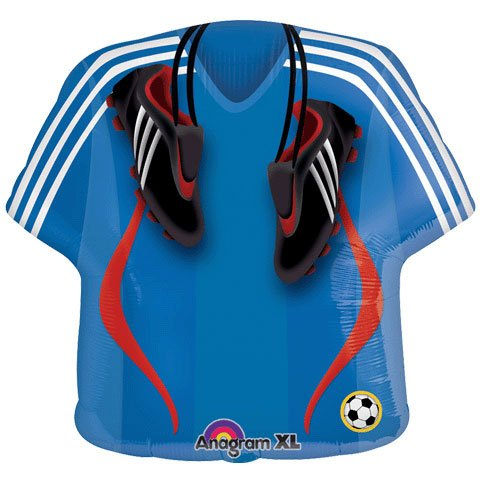 Shape Foil Ball (FIFA World Cup 2014 Soccer Jersey Super Shape Foil Balloon 24
