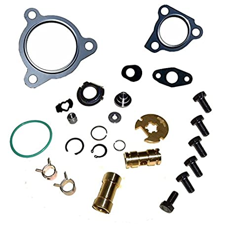 Turbocharger Rebuild Rebuilt Repair Kit with Gasket Set for KKK K03 K04 K06  Turbocharger Borg Warner