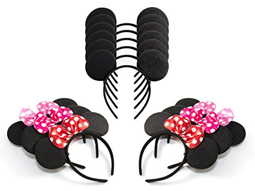Pack  (Mouse Ears Costumes)