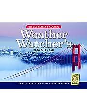 The Old Farmer's Almanac 2020 Weather Watcher's Calendar