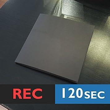 Amazon.com: Tarjeta de 120s 6 x 6 (negro) grabable chip ...