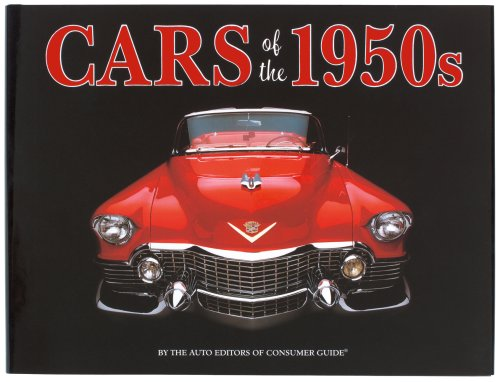 Download Cars of the 1950s pdf