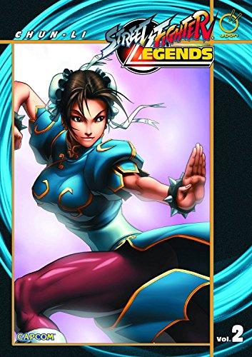 Street Fighter Legends 2: Chun-li