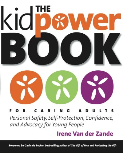 Kidpower Book Caring Adults Self Protection
