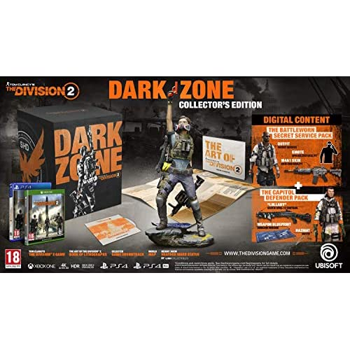 Tom Clancy's The Division 2 The Dark Zone Edition (PS4) (Imported Version)