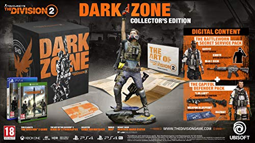 Amazon com: Tom Clancy's The Division 2 The Dark Zone