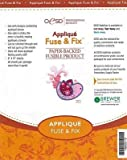 OESD Applique Fuse & Fix Paper-Backed Fusible