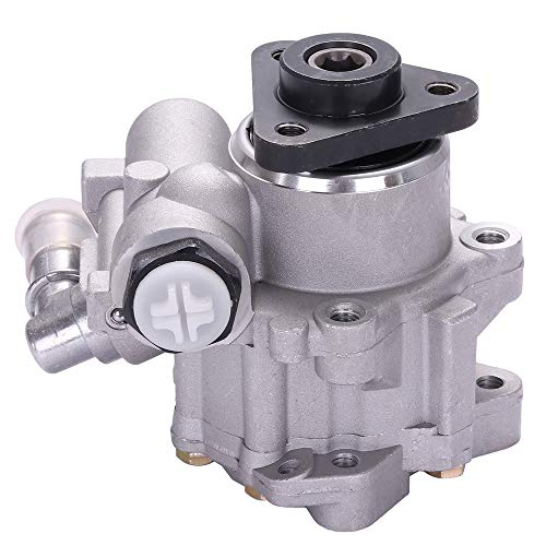 ECCPP 21-134 Power Steering Pump Power Assist Pump Fit for 2002-2005 Audi A4, 2002-2006 Audi A4 Quattro