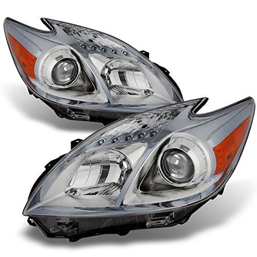 Headlight Left Halogen Assembly - 4