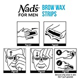 Nad's Manscaping Kit For Men - Hair Removal For Men